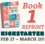 Volume 1 Reprint Kickstarter